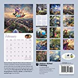 Image de Thomas Kinkade: The Disney Dreams Collection 2016 Wall Calendar