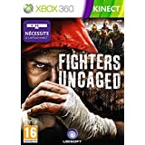 Fighters uncaged (jeu kinect)