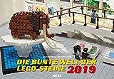 Die bunte Welt der LEGO® Steine 2019: Faszinierende Szenen und Modelle -