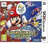 Nintendo Mario & Sonic ai Giochi Olimpici di Rio 2016, 3DS - video games (3DS, Nintendo 3DS, Sports, SEGA, 08/04/2016, K-A (Kids to Adults), ITA) by NINTENDO