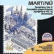 Martinů: Symphony No. 5, Fantaisies symphoniques (Symphony No. 6), Inventions
