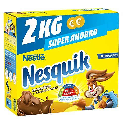 Nesquik Cacao Soluble - 2000 gr