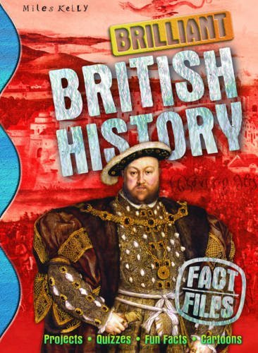 Fact Files British History by Fiona McDonald (2011-05-01)