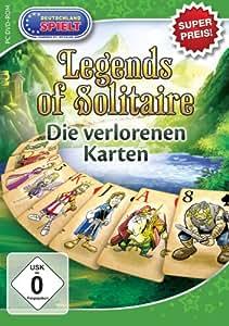 Legends of Solitaire: Die verlorenen Karten