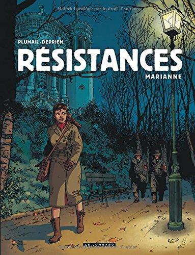 Résistances - tome 3 - Marianne