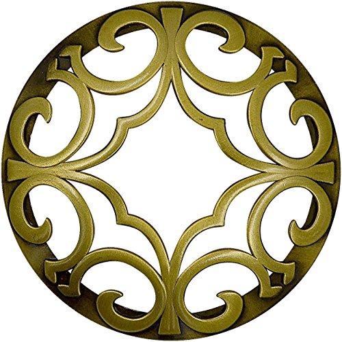 Wakehurst Kerze Deckel, Jar Kerzen Zubehor, Kerzenaufsatz, Teelichtaufsatz, Dekoaufsatz (Keltisches Muster No.1) -