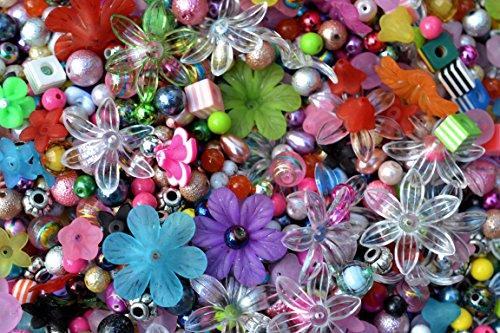 mixed-beadsassorted-mixed-beads50g-acrylic-glass-pearl-beads-bead-caps