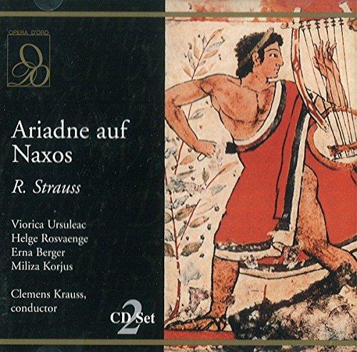 Strauss : Ariadne Auf Naxos. Krauss, Ursuleac, Korjus
