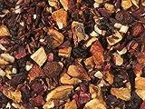 1kg - Früchtetee - Apfelstrudel - aromatisierte Früchtetee-Mischung - (Apfel-Zimt-Note)