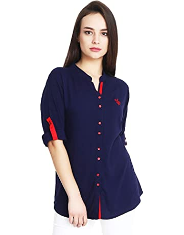 81d431c35a4 Women's Top: Buy Jeans Top online at best prices in India - Amazon.in