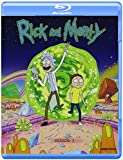 Rick & Morty: The Complete First Season / (Slip) [Bluray] [Region A] [NTSC] [US Import]