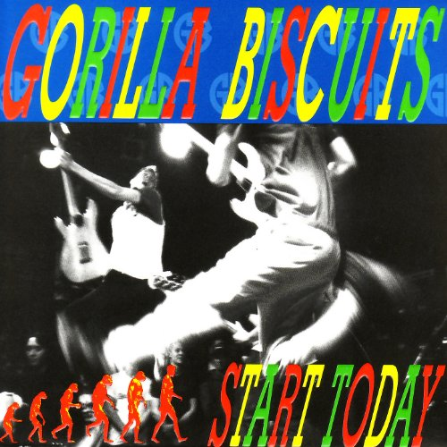 New Direction [Explicit] (Gorilla Biscuits-start Today)