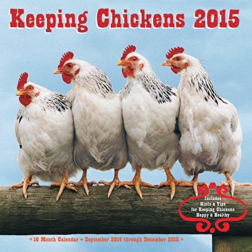 Keeping Chickens 2015 Calendar