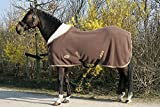 Harry's Horse 32200393-03155cm Teddyfleece Decke 1/2 Hals, L, braun