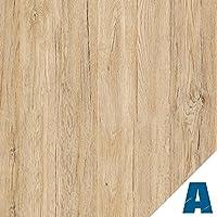 Artesive WD-062 Encina Cuerda Rústica 30 cm x 5mt. - Película adhesiva Vinilo efecto Madera para la decoración de la casa, muebles, puerta y todas las superficies lisas
