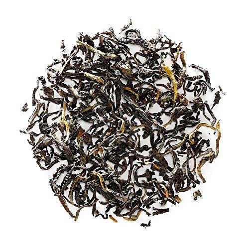 Tè nero Yunnan - Tè nero in foglia - Yunnan Dian Hong - Yun Nan Dian Hong