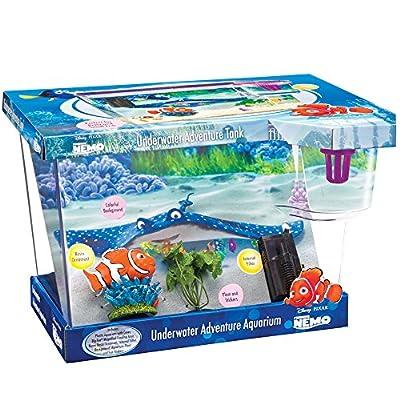 The Finding Nemo Disney Big Eye Fish Aquarium Fish Tank
