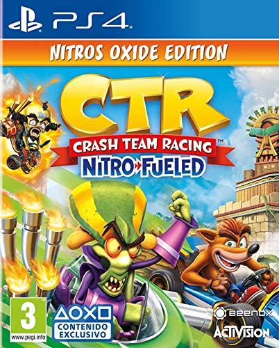 #Videojuego Crash Team Racing Nitro Fueled por sólo 49,95€