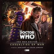 War Doctor 4: Casualties of Time (Doctor Who - The War Doctor)