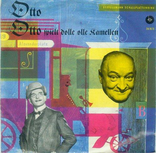 te Kamellen - In Rixdorf ist Musike - Großes Stimmungspotpourri [Vinyl, Singlegröße/Diese Langspielplatte bitte nur mit 45 U/min. und Mikrosaphir abspielen, 36073] ()