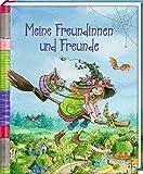 Freundebuch - Meine Freundinnen und Freunde (Flora Flitzebesen)