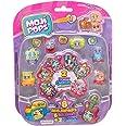 MOJIPOPS - Blister 8 figuras (6 figuras MojiPops y 2 exclusivas figuras Glitter) , color/modelo surtido