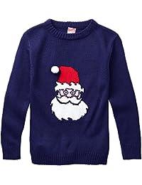 Bebé Jóvenes Niños Character de Papá Noel, diseño de jersey