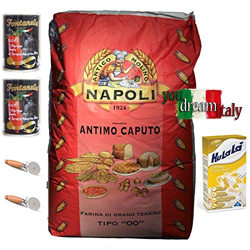 Kit Caputo Flour Red Reinforced