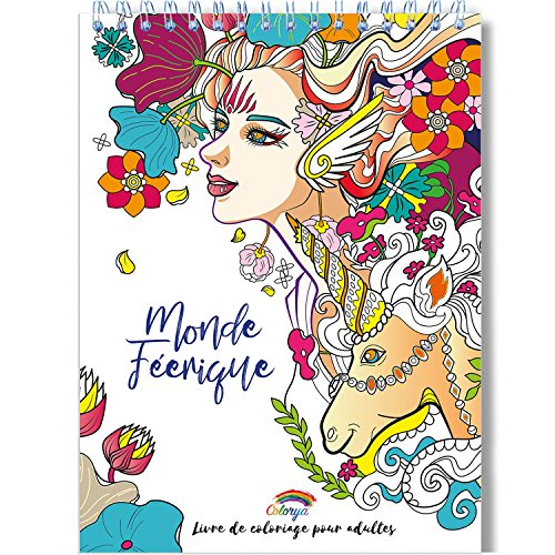 Coloriage Adulte Telecharger.Telecharger Pdf Coloriage Adulte Feerique Anti Stress Le Premier
