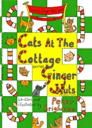 Cats At The Cottage (Louisa's Ginger Nuts Series Book 4)