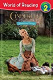 World of Reading: Cinderella Kindness and Courage: Level 2 by Green, Rico (2015) Paperback