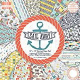 First Edition 12 x 12-inch Sail Away Papers