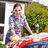 Autoshampoo - Autoreiniger Konzentrat mit GRATIS Mikrofasertuch - Bio Autopflege für Weiss, Schwarz, Bunt Auto - Umweltfreundliche Handwäsche gegen Insekten mit Lotuseffekt von Intensiv Aktivschaum - 61BlLpwANDL - Autoshampoo – Autoreiniger Konzentrat mit GRATIS Mikrofasertuch – Bio Autopflege für Weiss, Schwarz, Bunt Auto – Umweltfreundliche Handwäsche gegen Insekten mit Lotuseffekt von Intensiv Aktivschaum