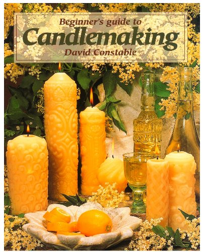 Beginners Guide to Candlemaking (English Edition) - Handwerk Holz-applique