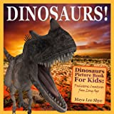 Dinosaurs Picture Book For Kids: Prehistoric Creatures from Long Ago