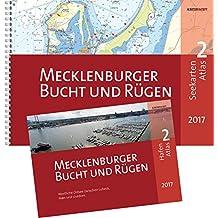 SeeKarten Atlas 2 | Mecklenburger Bucht und Rügen: Westliche Ostsee zwischen Lübeck, Møn und Usedom