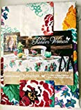 The Pioneer Woman Tablecloth Check Floral Kitchen Linens (52x70 Tablecloth, Country Garden Floral) by The Pioneer Woman