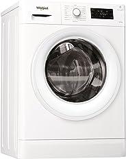 Whirlpool Freestanding Washer Dryer, 8/ 6 kg, White - FWDG86148WGCC