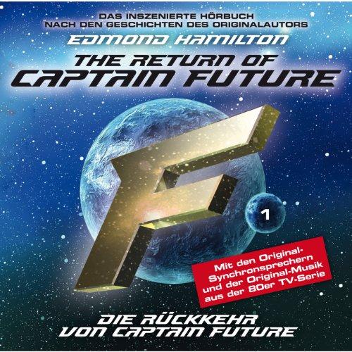 Die Rückkehr Von Captain Futur...