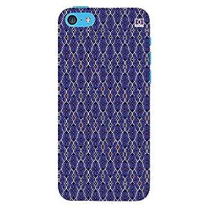 Lavender Design - Mobile Back Case Cover For Apple Iphone 5S