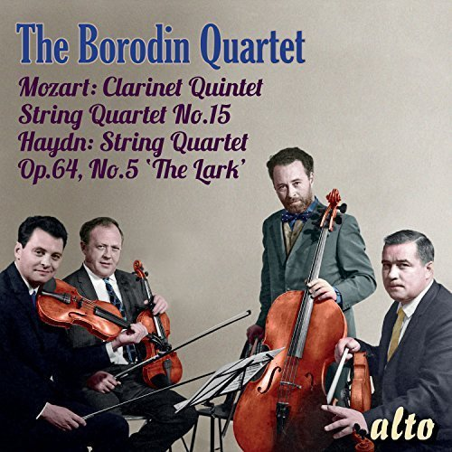 ntet/String Quartet No. 15/... by Borodin Quartet (2015-06-15) ()