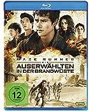 Maze Runner 2 - Die Auserwählten in der Brandwüste  (inkl. Digital HD Ulraviolet) [Blu-ray]