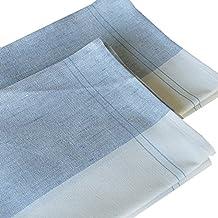 Linenme Paños de cocina Cinque Florence de lino y algodón. Juego de 2. Color