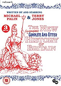 The New Incomplete Complete and Utter History of Britain [DVD + BD set] [Blu-ray]