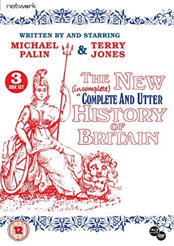The New Incomplete Complete and Utter History of Britain (DVD + BD set) [Blu-ray]