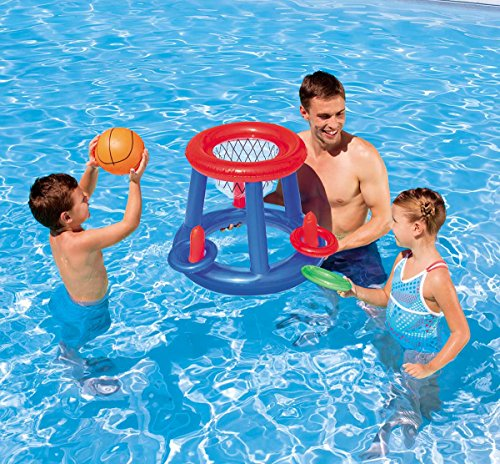 Bestway Game Center Schwimmendes Poolspiel , Ø61 cm - 3
