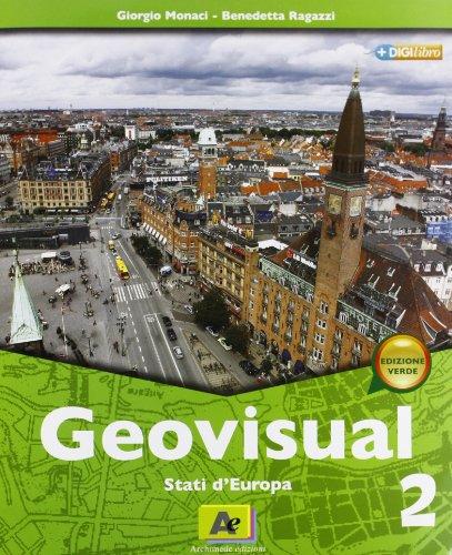 Geovisual. Ediz. verde. Per la Scuola media. Con espansione online: 2