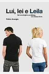 Lui, lei e Leila Formato Kindle