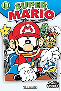Super Mario - Manga Adventures Edition simple Tome 17