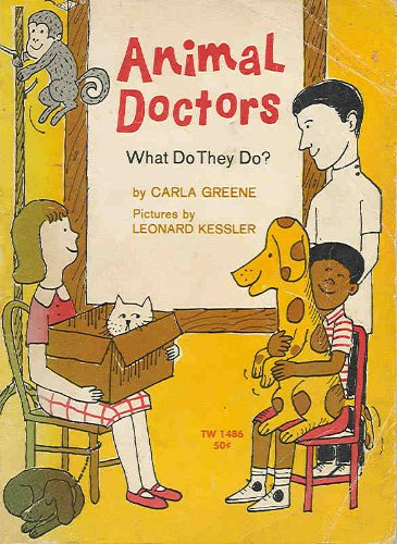Animal doctors : what do they do?